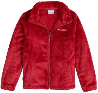 Columbia Girls 4-16 Fireside Sherpa Jacket