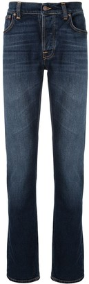 Nudie Jeans Straight Cut Jeans
