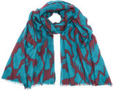 By Malene Birger Women's Talitha Scarf New Petrol