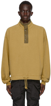 Remi Relief Yellow Outdoor Pullover Sweatshirt