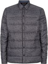 Jaeger Reversible Nylon Shirt Jacket