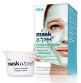 Bliss Mask A-'peel' Complexion Clearing Rubberizing Mask 3 X 14g