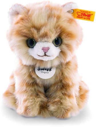 Steiff Lizzy Stuffed Kitten