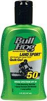 Bull Frog Land Sport Quik Gel Sunscreen - SPF 50 - 5 oz