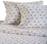 Panama Jack 300-Thread-Count Palm Tree Full Sheet Set in Sand