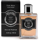Mistral Black Amber Men's EDP by 3.4oz Fragrance)