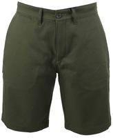 Lyle & Scott Chino Shorts Dark Sage Green