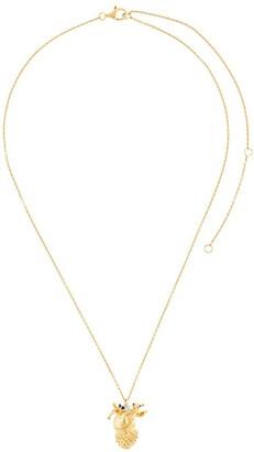 Kasun London Forbidden Heart necklace