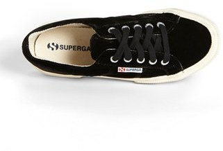Superga Velvet Sneaker (Women) (Limited Edition)