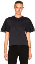 See by Chloe Layer Sleeve Top