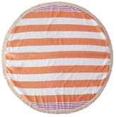 Rounded Fouta Beach Towel