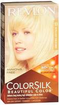 Revlon Colorsilk Beautiful Color Ultra Light Sun Blonde 03 1 Application