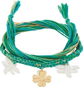 Aurélie Bidermann Honolulu bracelet