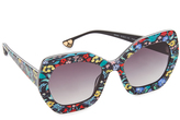 Alice + Olivia Dinah Sunglasses