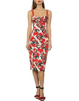 Bronx & Banco Ruby Pencil Dress