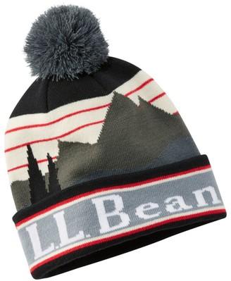 L.L. Bean Men's Katahdin Pom Hat