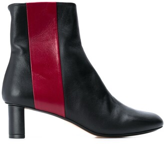 Joseph Two-Tone Ankle Boots