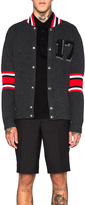 Givenchy 17 Patch Cardigan