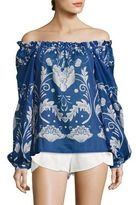 Alice McCall Diamond Dancer My Sweet Lord Top