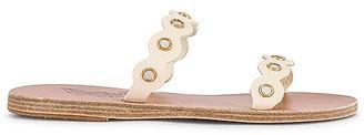 Ancient Greek Sandals Melia Mirrors Slide