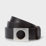 Paul Smith Women's Black Leather 'Gordon' Belt