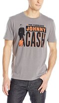 Lucky Brand Men's Johnny Cash Poster Graphic Tee
