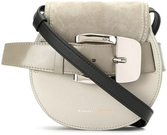 Proenza Schouler Mini Buckle Crossbody Bag