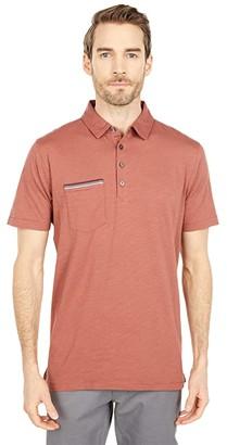Linksoul LS1220 Multicolor Ribbed Pocket (Grey Elm) Men's Clothing