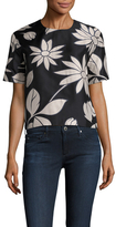 Paul & Joe Sister Paqueret Floral Patch Top