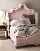 Haute House BLUSH ANTOINETTE QUEEN BED