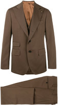 Gabriele Pasini - single breasted suit - men - Viscose/Wool - 48
