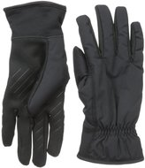 URBAN RESEARCH U|R Men's Deacon Ripstop Nylon Gathered Wrist Touchscreen Glove