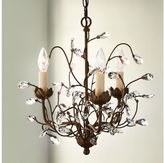 Pottery Barn Camilla 3-Arm Chandelier