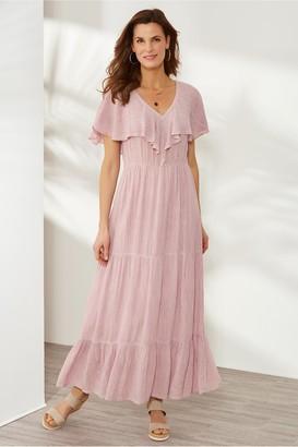 Soft Surroundings Italian Dreams Dress