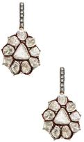 Amrapali 14K Yellow Gold & 2.31 Total Ct. Diamond Drop Earrings