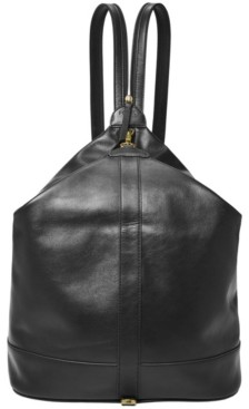 Fossil Women's Nola Leather Backpack