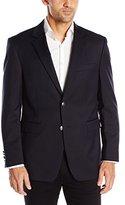 Nautica Men's Two-Button Center-Vent Navy Blazer