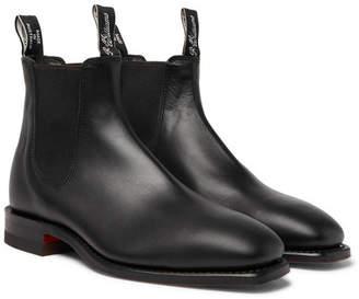 R.M. Williams R.M.Williams Craftsman Leather Chelsea Boots