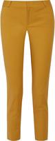 Raoul Cotton-blend skinny pants