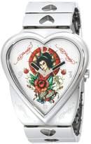 Ed Hardy Women's CR-GA Crush Geisha Watch
