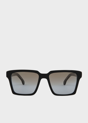 Paul Smith Black Ink 'Austin' Sunglasses