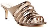 Giorgio Armani Metallic Sandal