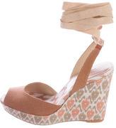 Theodora & Callum Theodora Callum Paisano Wedge Sandals