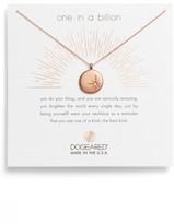 Dogeared Women's One In A Billion Pendant Necklace
