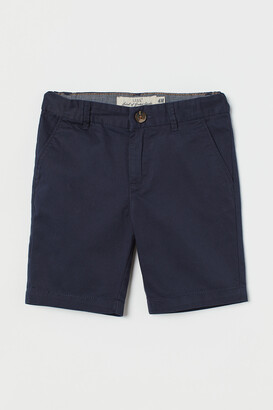 H&M Cotton Chino Shorts