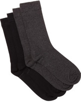 Holeproof Business Socks Pack of 4