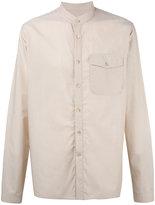 A Kind Of Guise - mandarin neck shirt - men - Cotton - M