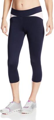 Danskin Women's Crop Capri Legging