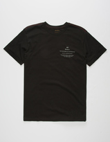 RVCA Balance Type Mens T-Shirt