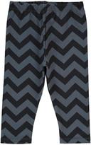 Munster Wave Leggings Charcoal grey